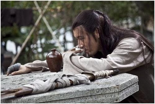 Diễn viên Trương Lỗi đã khắc họa thành công hình tượng một vị anh hùng điển hình trong phim.