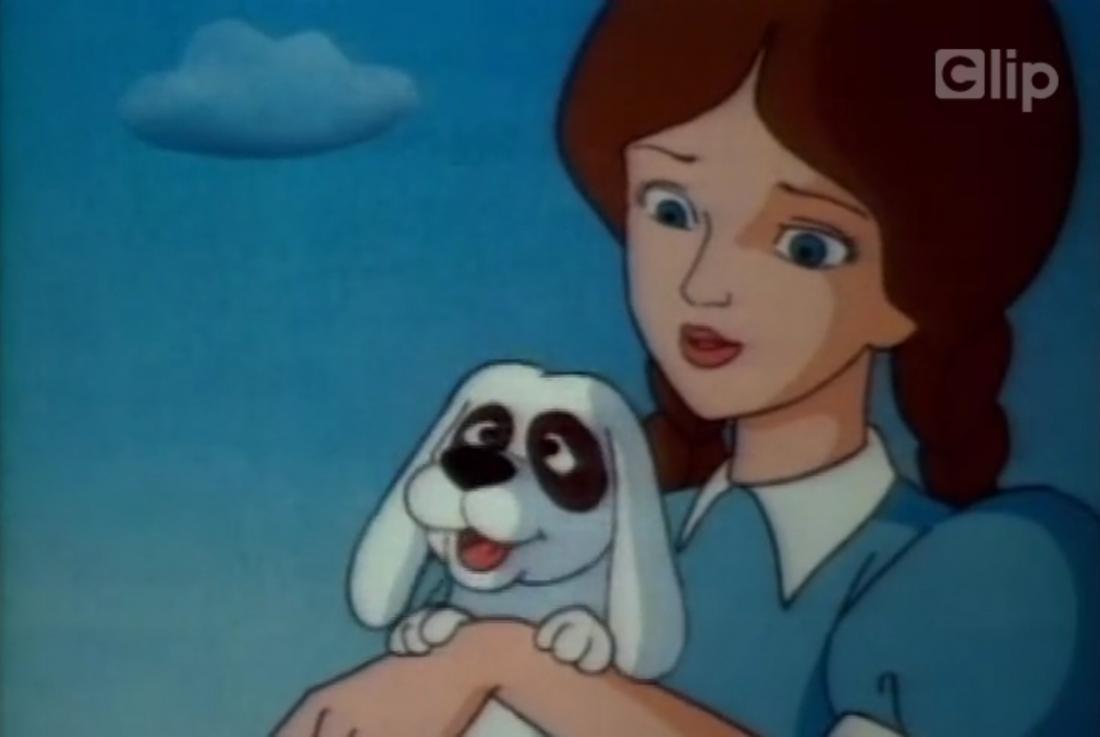 Cô bé Dorothy