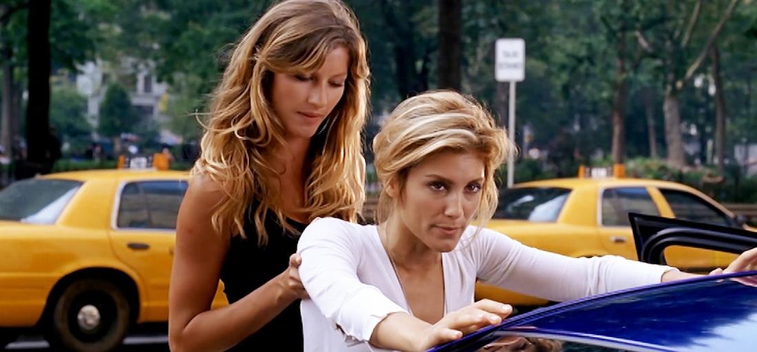 Một phân cảnh trong phim ''Taxi''.