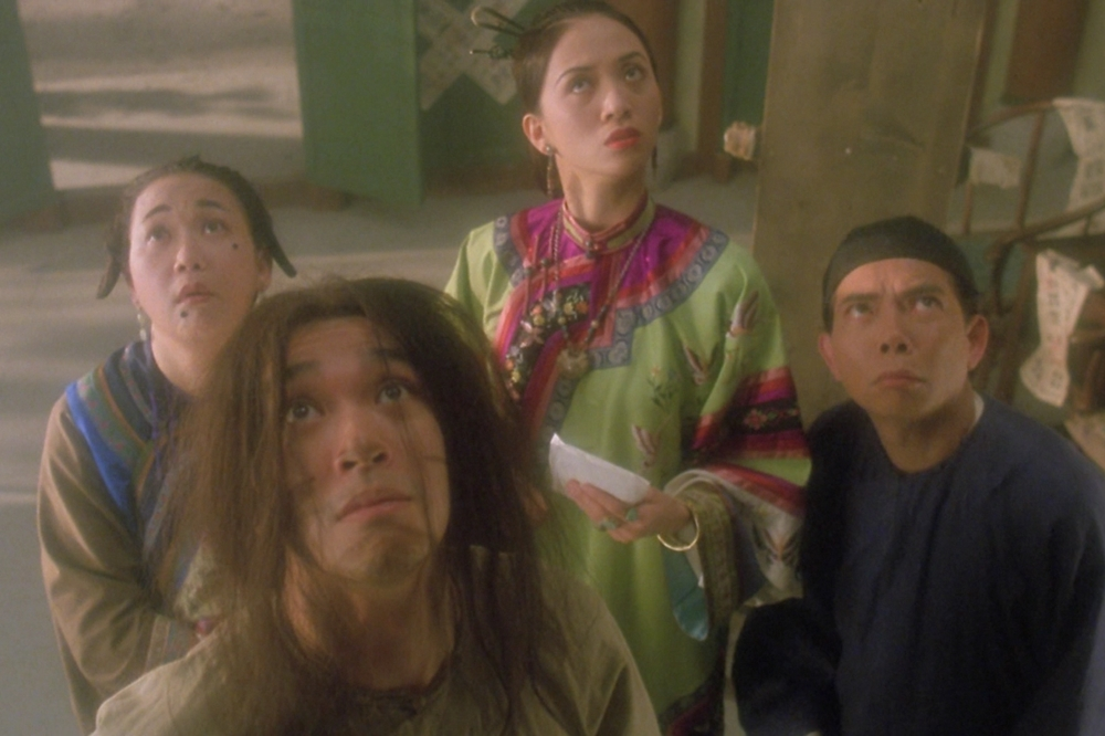 Một phân cảnh hài hước trong phim ''Justice, My Foot!''