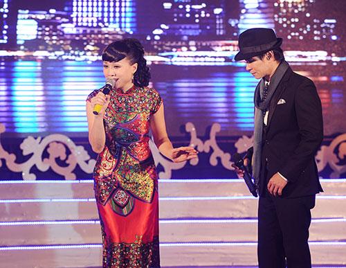 Hoàng Châu và bạn diễn