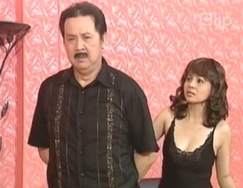 Bảo Quốc cùng Lê Giang cũng tham gia trong 'Mướn Chồng'
