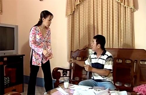 """Một phân cảnh trong """"Hài Việt Hương: Chuyện Vợ Chồng"""".jpg"""