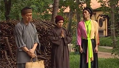 Một cảnh trong Cái duyên Thị Màu