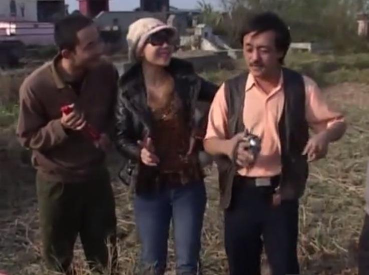 Một cảnh trong phim Người Phương Phố