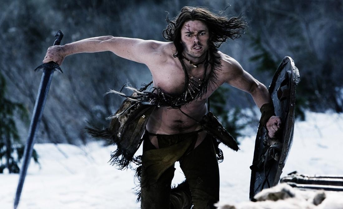 Gần 1000 năm trước, khi người Vikings thống trị biển cả, cậu bé Ghost chẳng may bị bỏ lại khi bộ tộc di cư.
