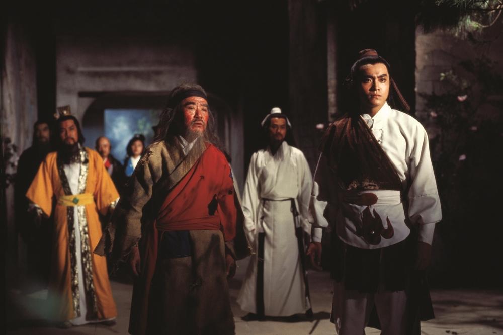 Một phân cảnh trong phim ''Heaven Sword and Dragon Sabre''