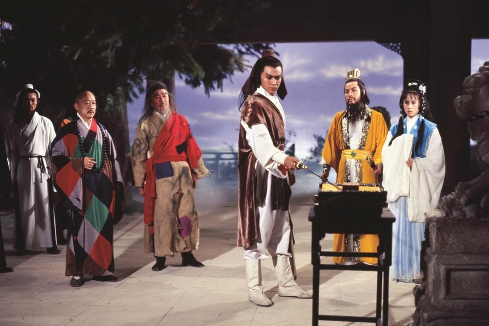 ''Heaven Sword and Dragon Sabre'' có sự tham gia của hai diễn viên gạo cội là Nhĩ Đông Thăng và Dư An An