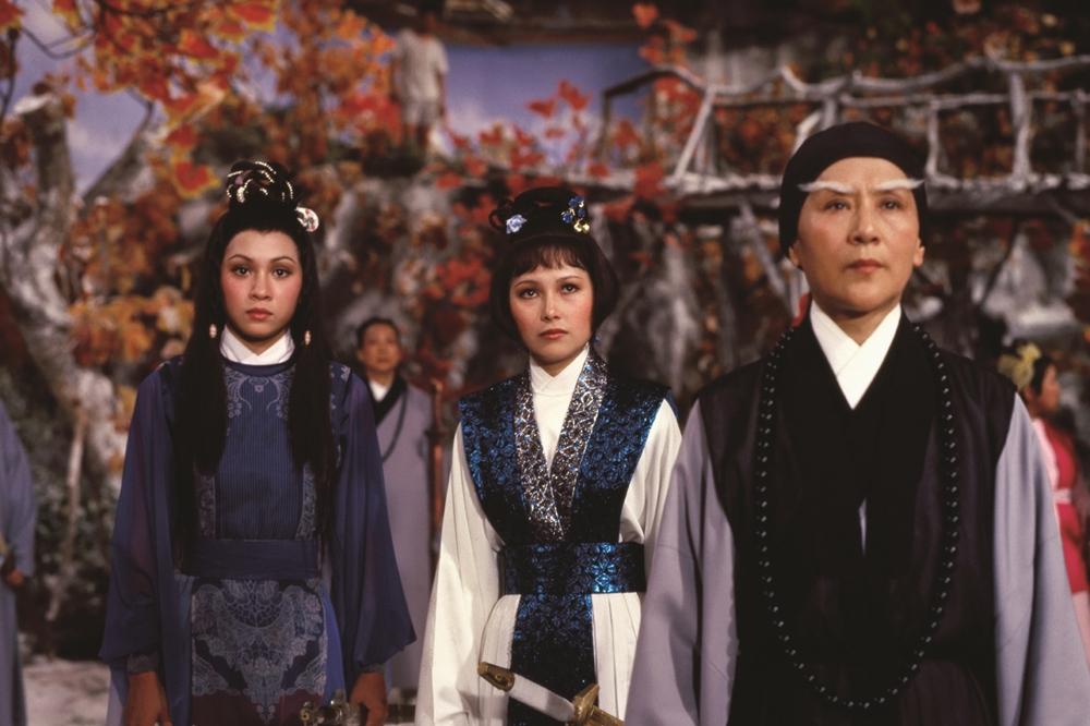 Một phân cảnh khác trong phim ''Heaven Sword and Dragon Sabre''