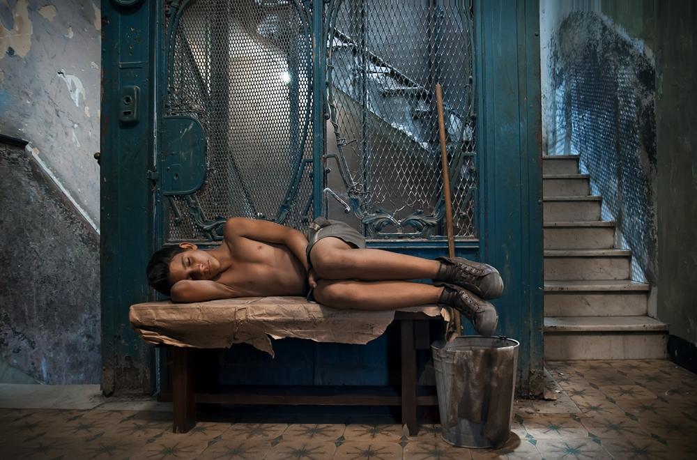 Một phân cảnh đau lòng trong phim ''Behavior''