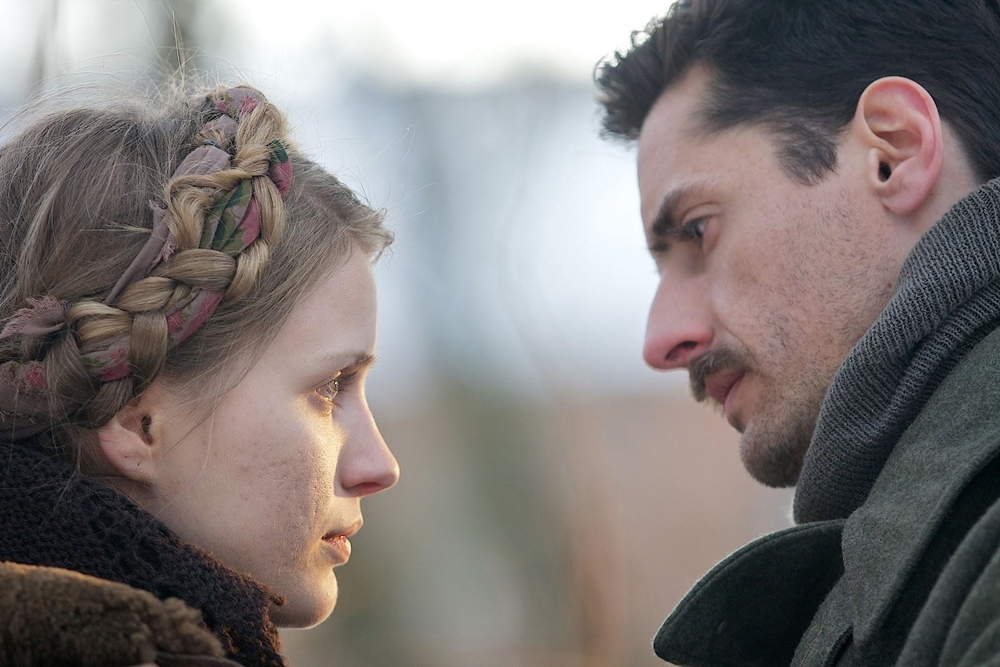 Một phân cảnh khác trong phim ''Frozen Silence''
