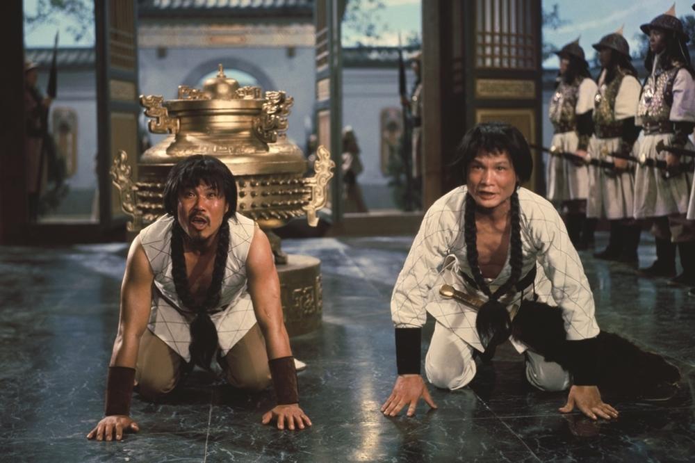 Hai tên thuộc hạ của Vương gia trong phim ''Magnificent Wanderers''