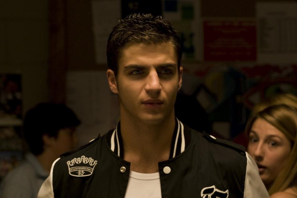 Lucas - chàng vận động viên điển trai.