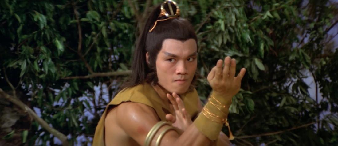 Kim Tí Đồng - kẻ nhỏ tuổi nhất nhóm cướp nhưng có võ công cao cường nhất.