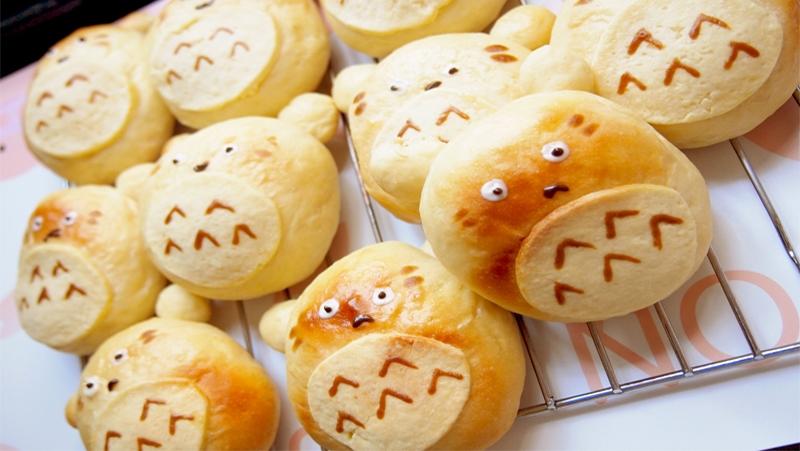 Bánh gấu.