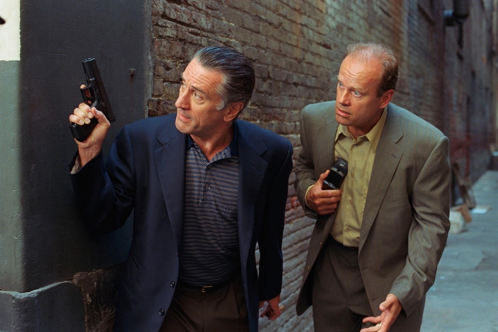 Cảnh sát điều tra Eddie Flemming nổi tiếng tài ba trong phim ''15 Minutes''