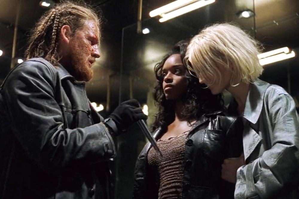 Một phân cảnh khác trong phim ''Blade''