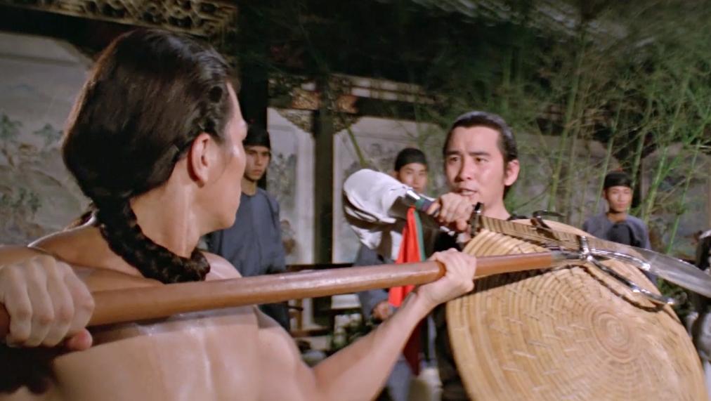 Ngụy Phong đối đầu với Điền Chung.