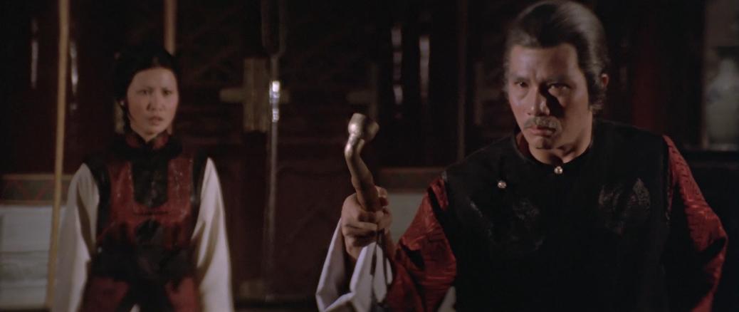 Điền thái gia trong ''Shaolin Mantis''.