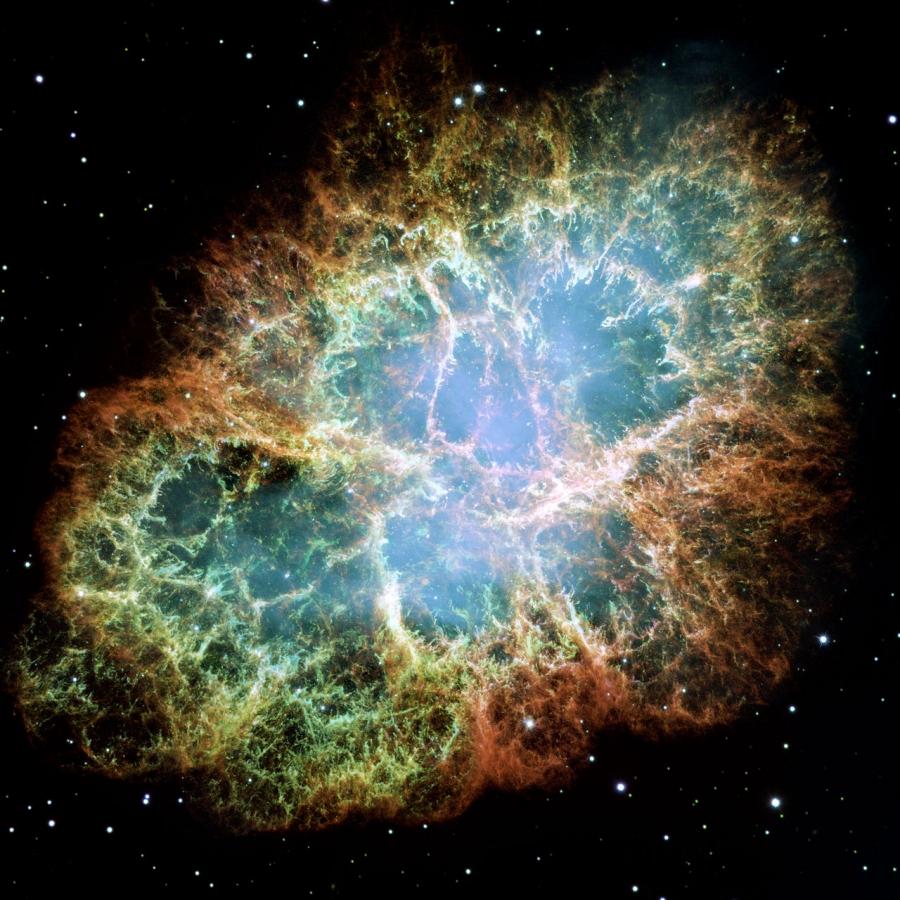 Hình ảnh tuyệt đẹp về vũ trụ mà Hubble mang lại.