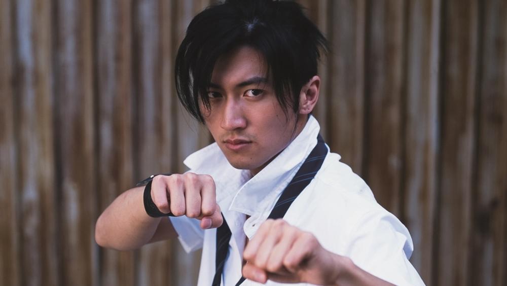 Tạ Đình Phong đảm nhiệm vai Đá trong phim ''My School Mate, The Barbarian''