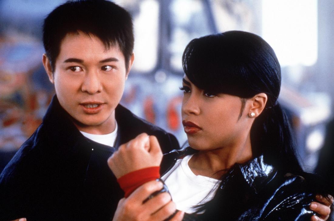 Nhân vật Han Sing và Trish O'Day trong ''Romeo Must Die''.