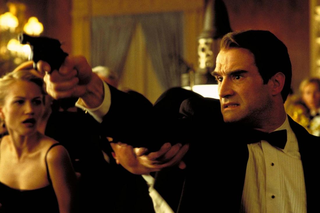 John Townsend - kẻ ra tay ám sát Peter Kelson.