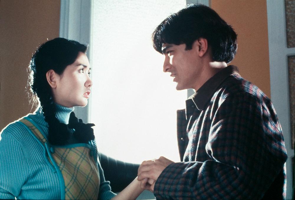 Hạ Tân đem lòng cảm mến A Mỹ - một cô gái hiền lành, tốt bụng.