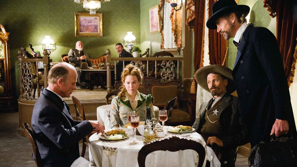 Một phân cảnh khác trong phim ''Appaloosa''