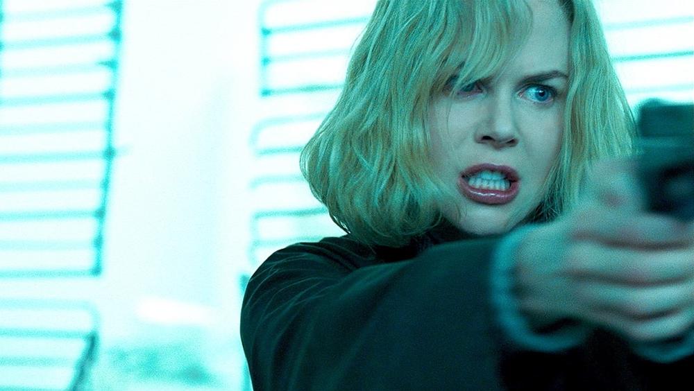 Một phân cảnh đặc sắc của nữ diễn viên xinh đẹp Nicole Kidman trong phim ''The Invasion''