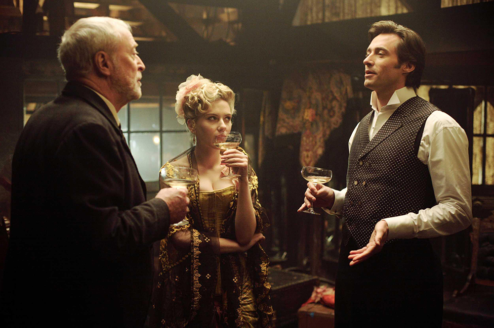 ''The Prestige'' quy tụ dàn sao nổi tiếng: Hugh Jackman, Christian Bale, Rebecca Hall, Michael Caine, Scarlett Johansson...
