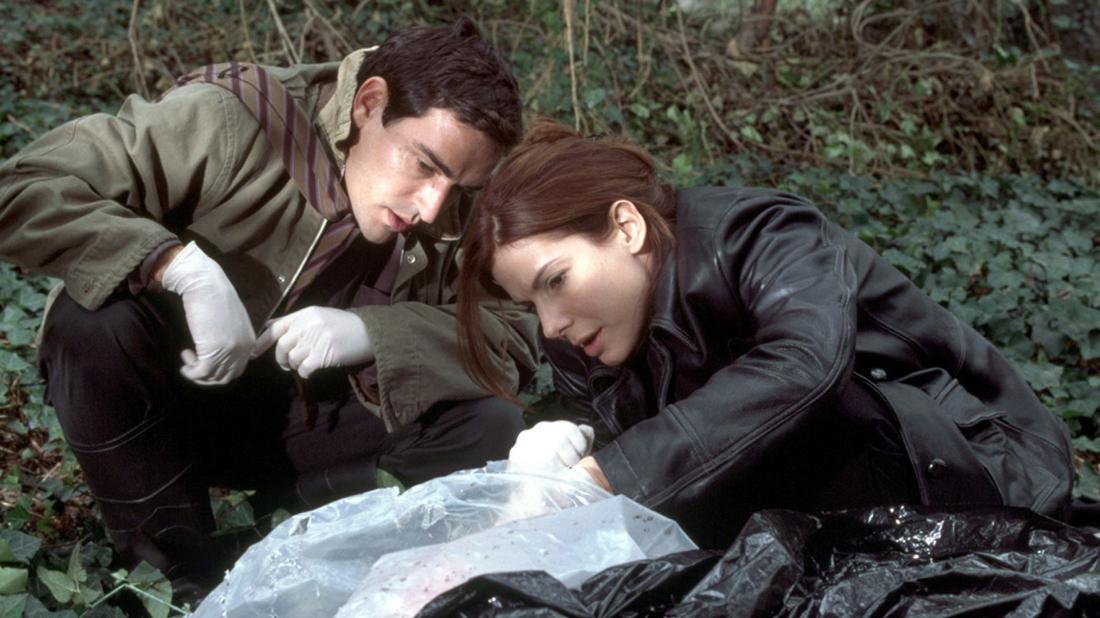 Một cảnh trong phim ''Những Con Số Sát Nhân''
