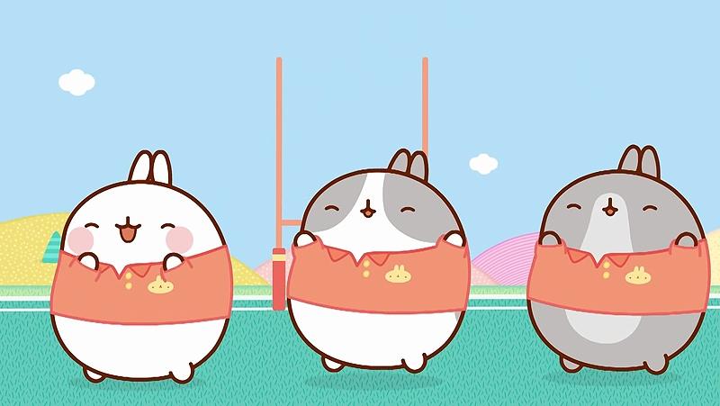 Thỏ Molang