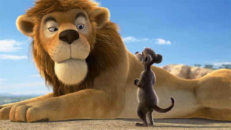 """Một phân cảnh trong phim """"Animals United """""""