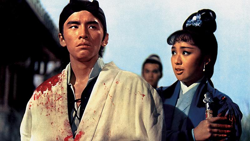 Mặc dù đã có hẹn ước với Thư Kính, Vân Bảo Bảo vẫn dành tình cảm đặc biệt cho hảo hán Dĩnh Lục.