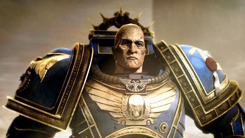 Một cảnh trong phim 'Ultramarines: A Warhammer 40,000 Movie '