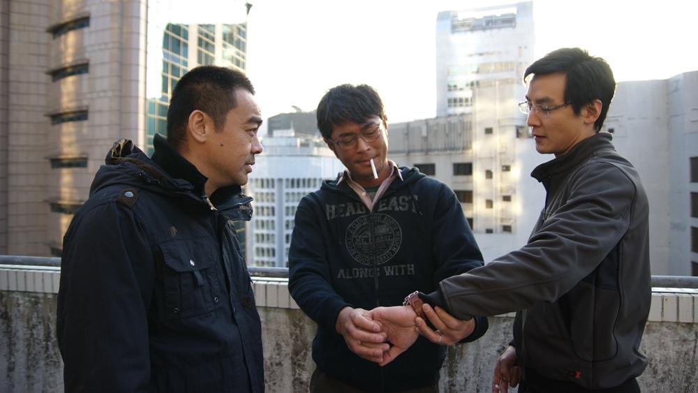 Tình đồng đội của ba chiến sĩ trong phim