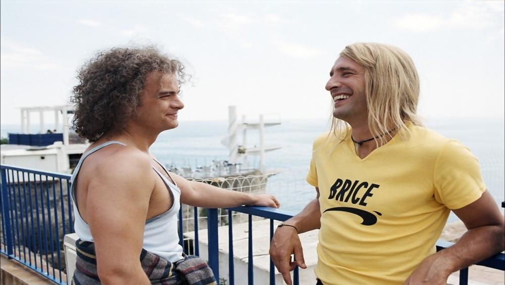Tình bạn đẹp trong phim ''The Brace Man''