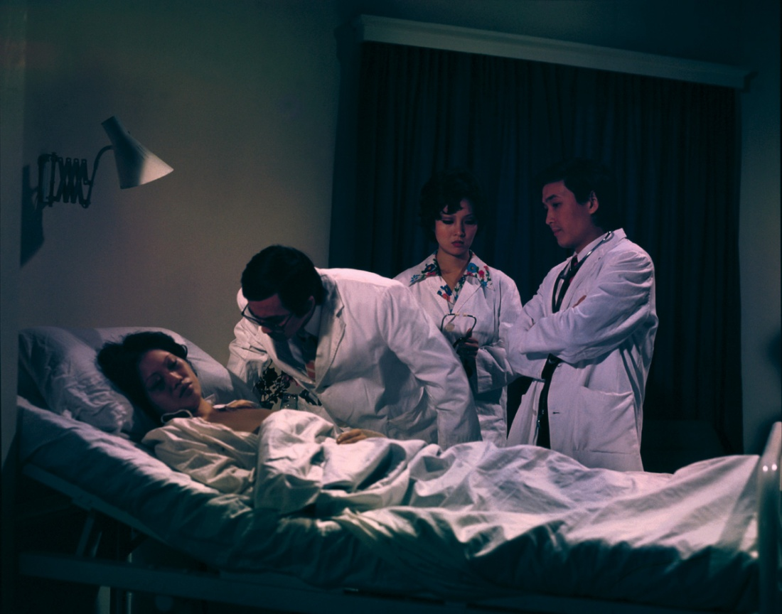 Margaret là người đầu tiên bị trúng tà trong số 4 người bạn.