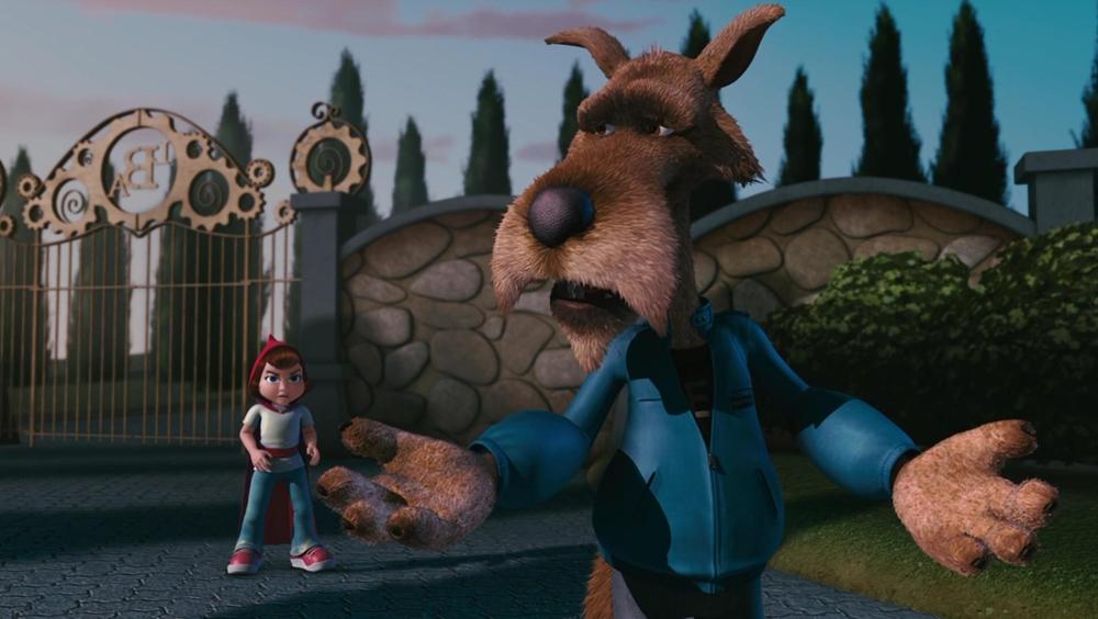 Nicky Flippers đứng đầu cơ quan Happy Ever After sau khi đã xác định và bảo đảm rằng Hansel và Gretel vẫn đang được an toàn