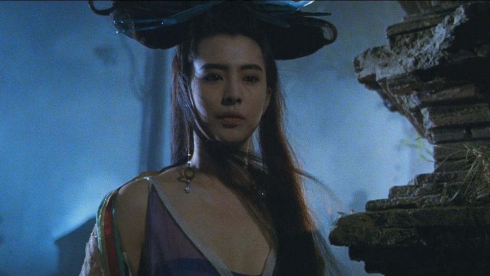 Ma nữ Liên Hoa là một trong những yêu tinh tại chùa Phong Lan