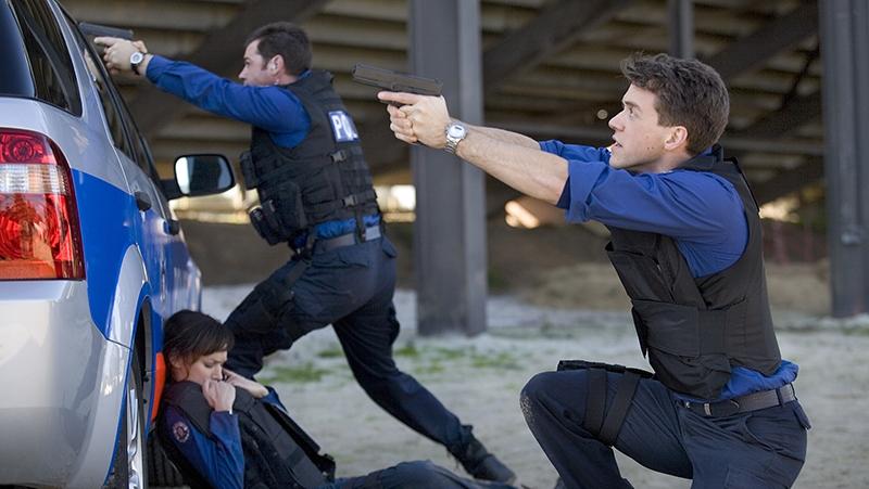 Những thành viên trong đội Phản Ứng Chiến Lược luôn phải chiến đấu với những tình huống nguy hiểm.