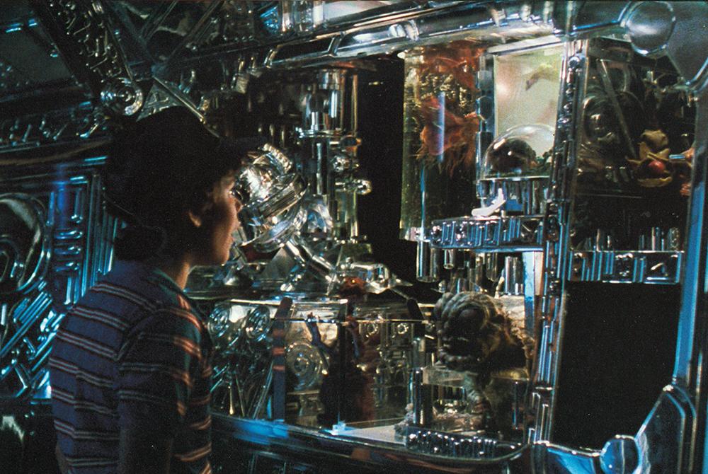 Cậu bé David với những phát hiện về sinh vật ngoài hành tinh.