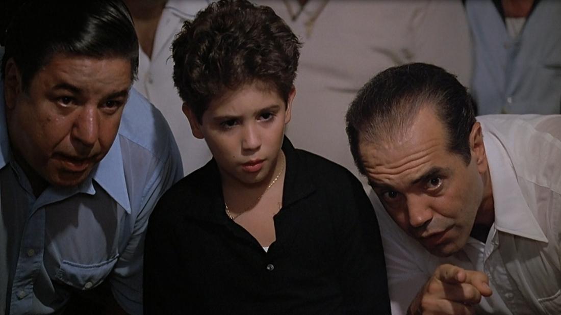 Calogero dần trở thành ''con cưng'' của gã mafia Sonny.