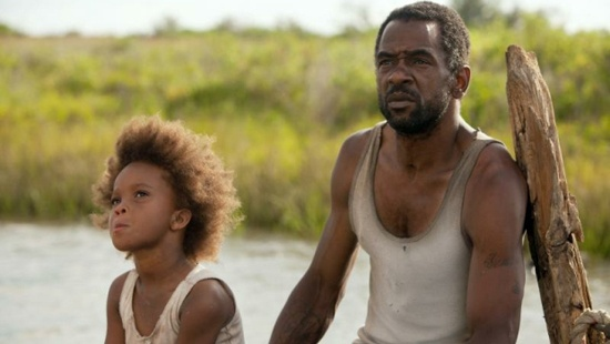 Cha con 	Hushpuppy trong phim ''Beasts Of The Southern Wild''.