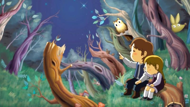 Một cảnh trong phim 'Hansel And Gretel'