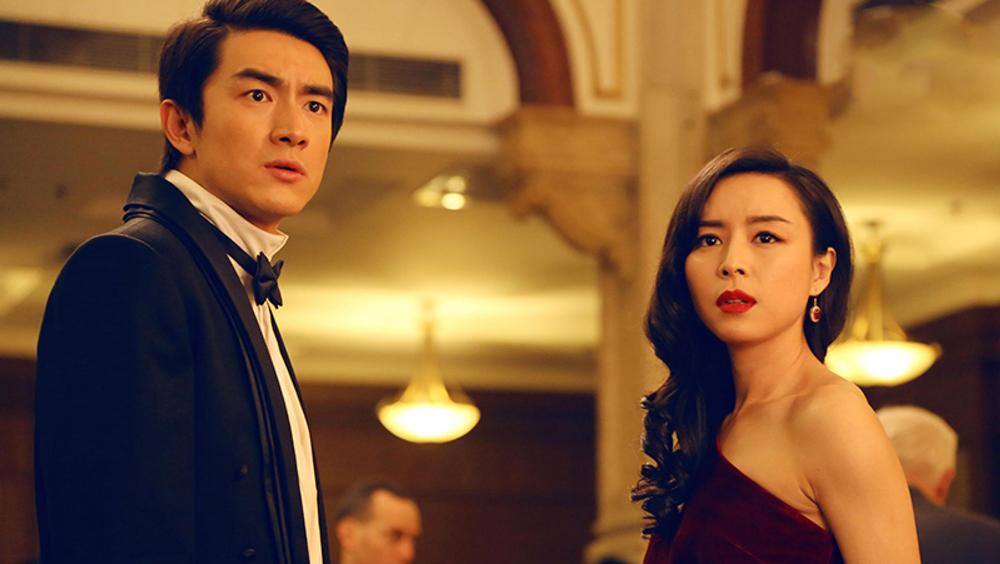 Trong lúc đang làm trò mèo, Tiểu Trang bị tay súng Lý Nhược Vân uy hiếp, ép cùng lên đường tìm ngọc tỷ bảo vật quốc gia.