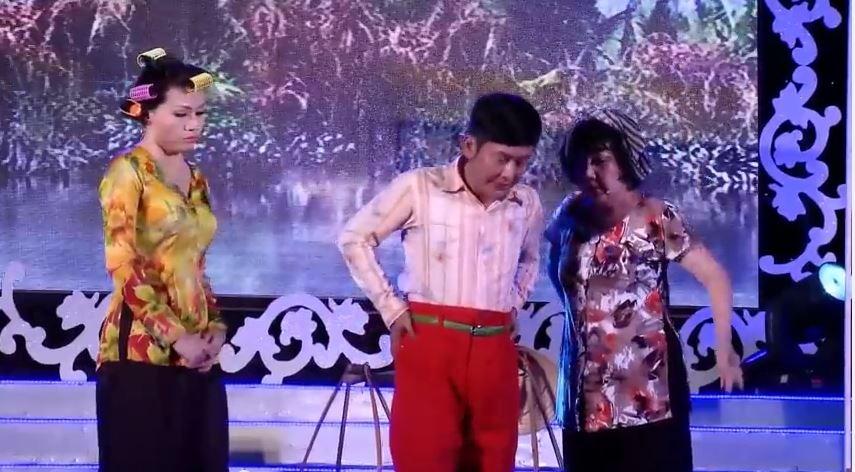 Vở kịch có sự tham gia của Tấn Beo, Hoàng Châu, Mỹ Chi.