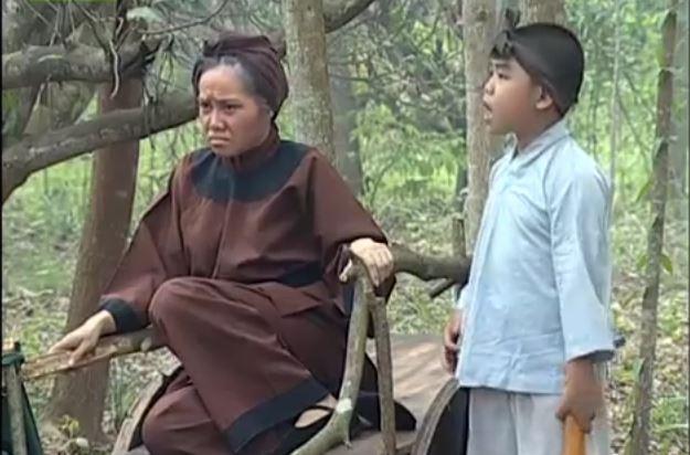 Phim có sự tham gia của diễn viên nhí Nguyễn Huy