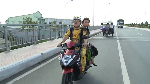 Duy Phương và Quỳnh Hương